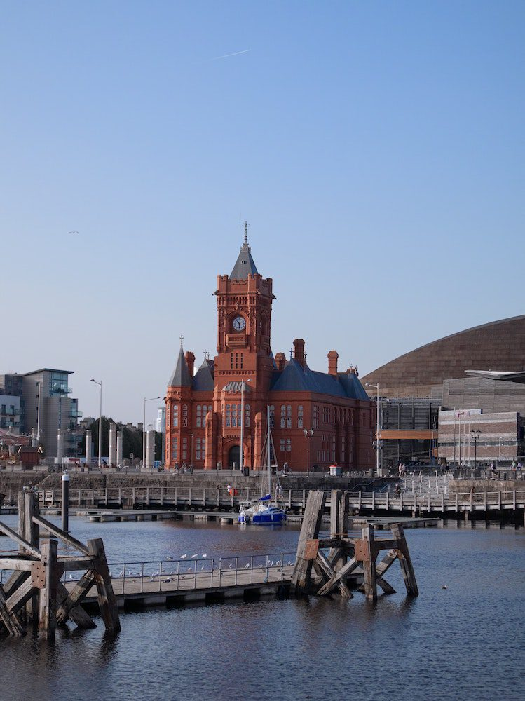 Cardiff City Wales