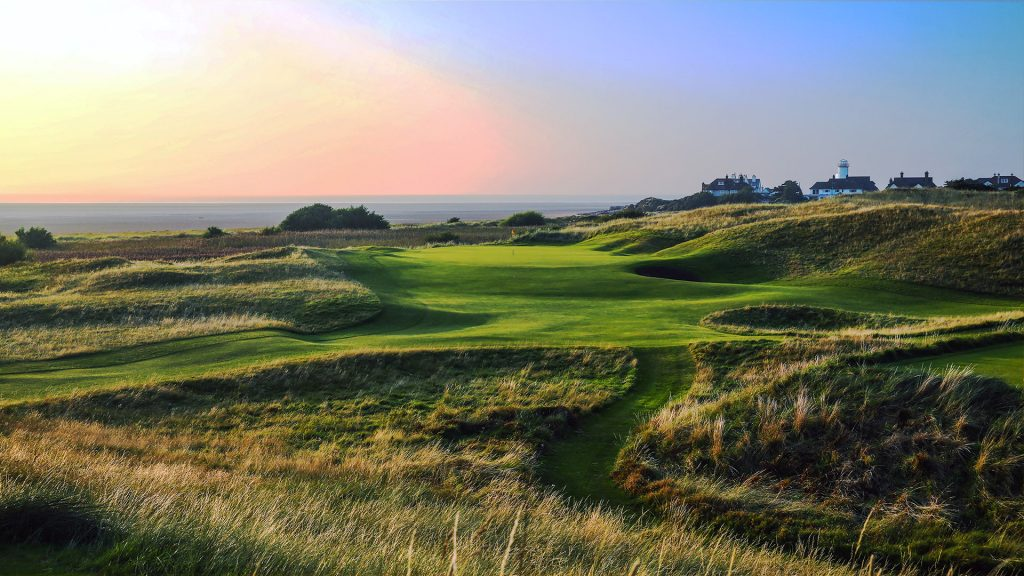Royal Liverpool Golf Course 01