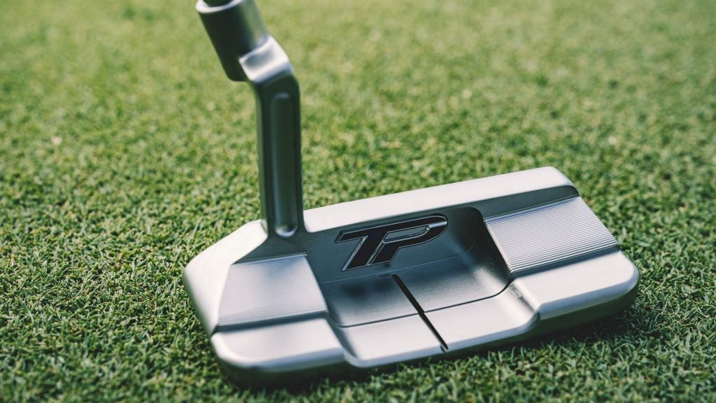 TaylorMade TP Hydro Blast Del Monte overview