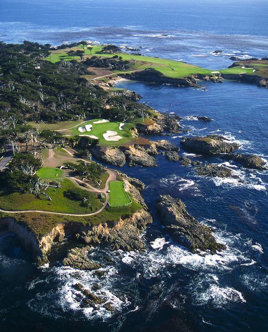 Cyprus Point Golf COurse 01