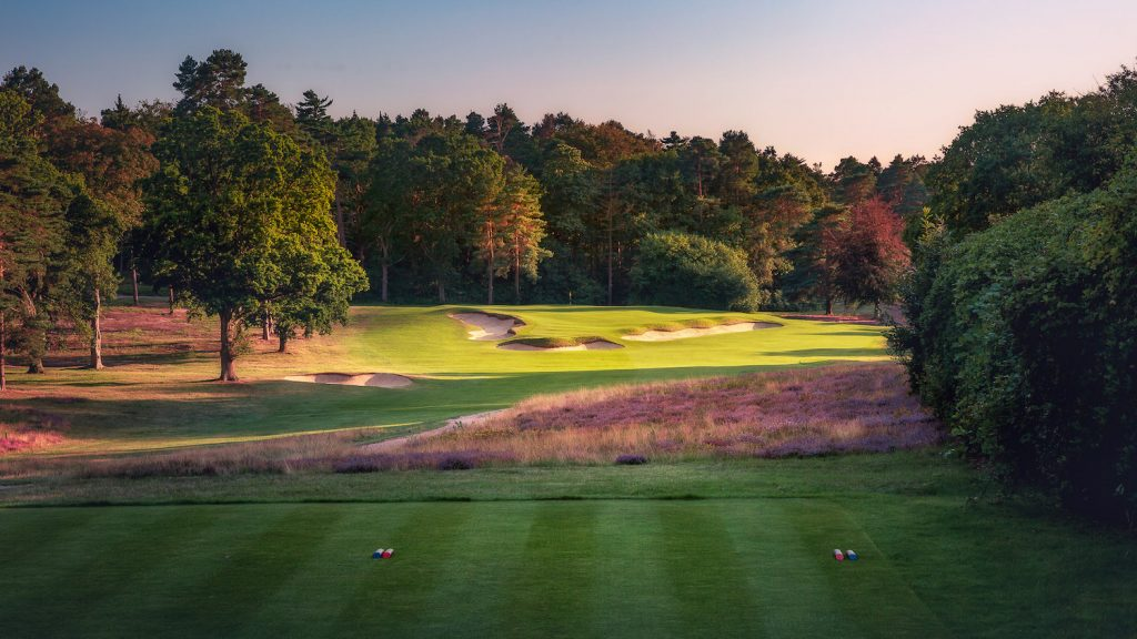 Golf in Surrey - St Georges Hill