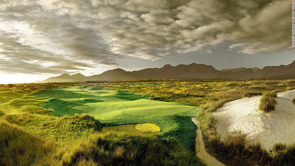 South Africa Golf Courses 01