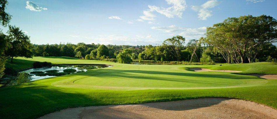 The River Club Golf Course 01