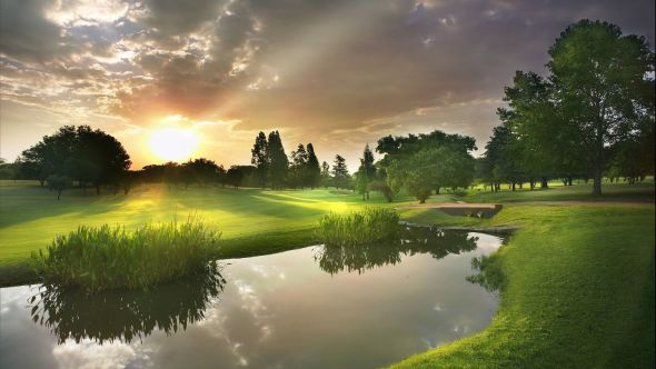 The River Club Golf Course 02